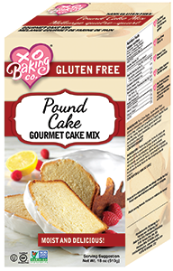 Pound Cake Mix