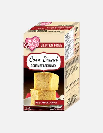 Corn Bread Gourmet Bread Mix.