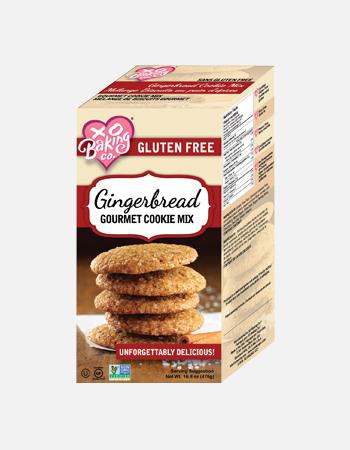 Gingerbread Gourmet Cookie Mix.