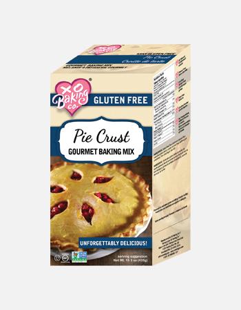 Pie Crust Gourmet Baking Mix.
