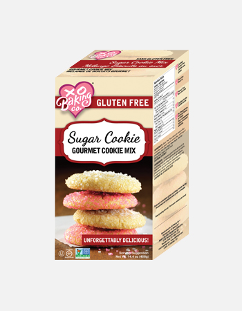 Sugar Cookie Gourmet Cookie Mix.