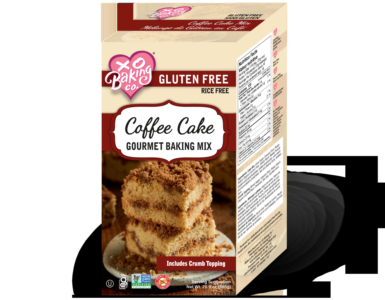 coffee Cake box
